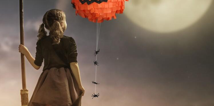 Halloween : une piñata citrouille à faire soi-même