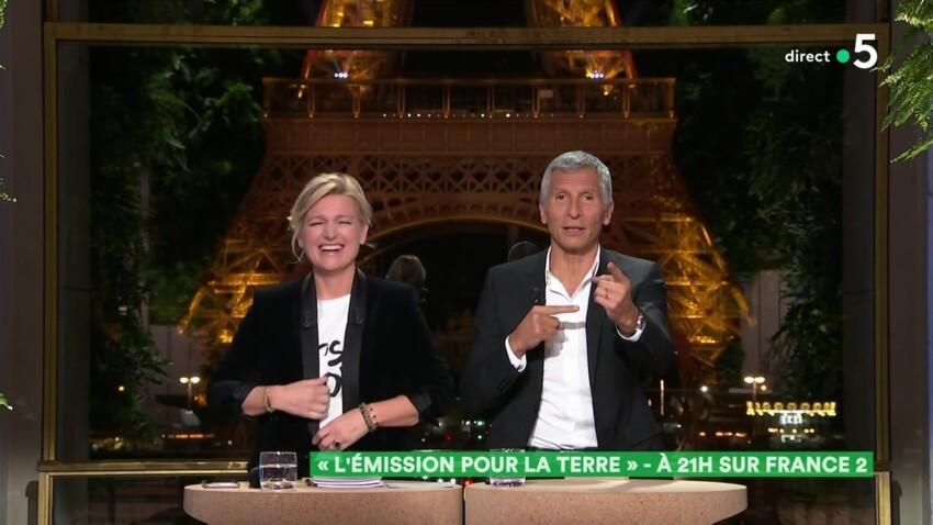 """Vidéo - """"L'Emission pour la terre"""" (France 2) : Nagui quitte le plateau après l'annonce d'un invité"""