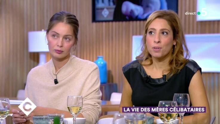 """""""Tu peux me tromper, mais..."""" : Léa Salamé, cette surprenante condition proposée à son mari Raphaël"""