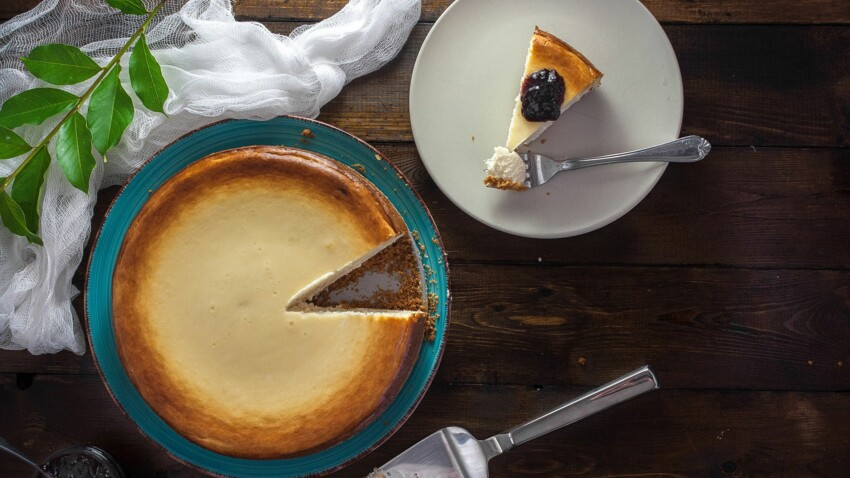 Gâteau au fromage blanc : nos astuces et recettes pour le réussir à tous les coups