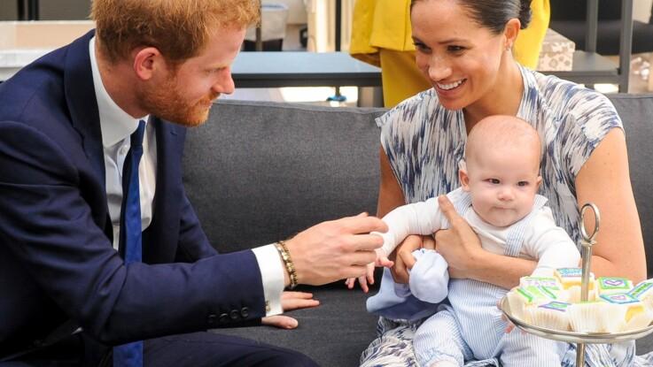 Prince Harry : son fils Archie serait-il roux comme lui ?