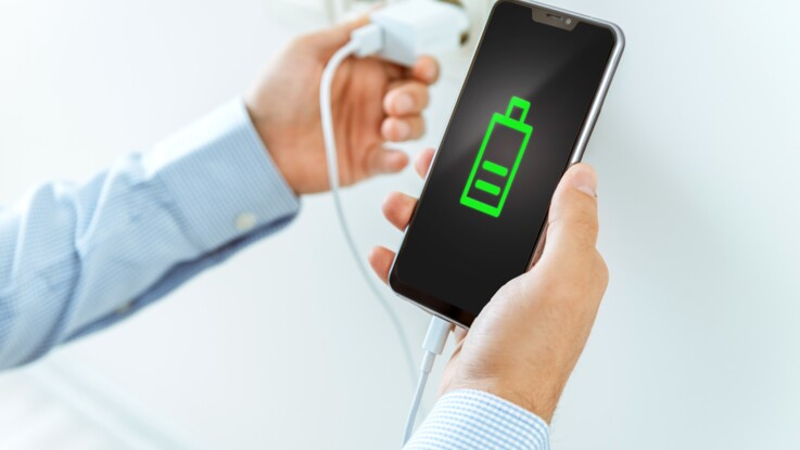 Recharger son smartphone : 5 choses à ne pas faire