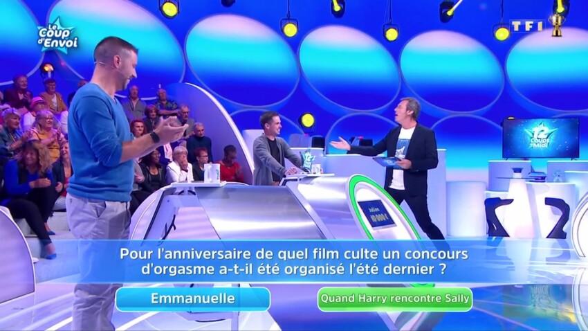 """""""Les 12 coups de midi"""" : Jean-Luc Reichmann, coquin, organise un concours d'orgasmes en pleine émission"""