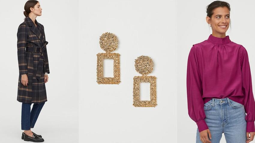 H&M : nos pièces mode et accessoires coups de cœur pour un automne au top de la tendance