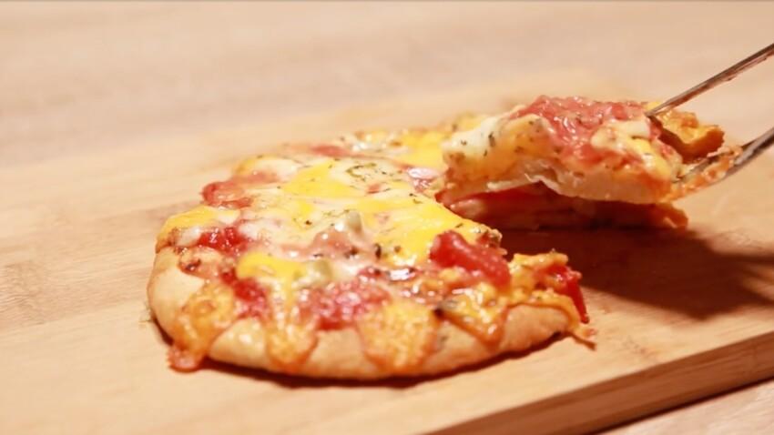 Pizzas au fromage : 10 recettes croustillantes et fondantes