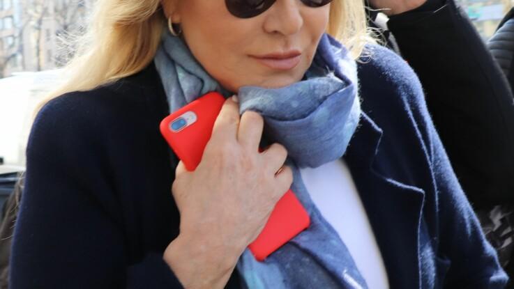 Sylvie Vartan : ce tacle envoyé par son mari Tony Scotti à l'encontre de Laeticia Hallyday