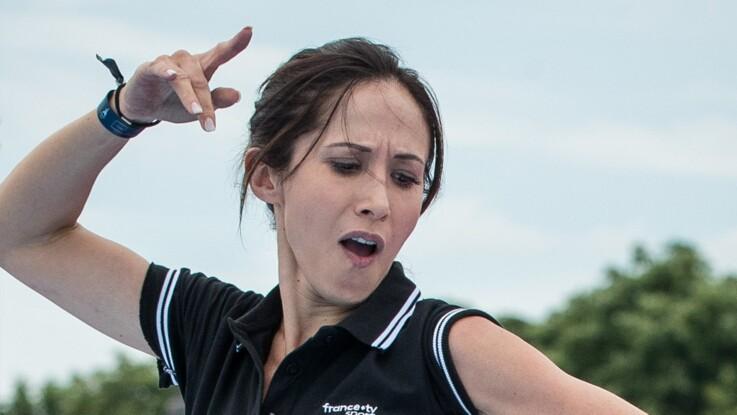 Fabienne Carat : brassière sexy et legging moulant, elle dévoile sa silhouette de rêve lors d'une séance de sport
