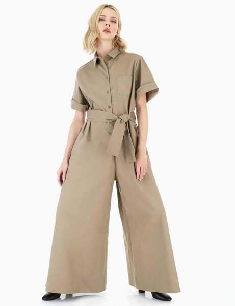 Combinaison pantalon : oversize