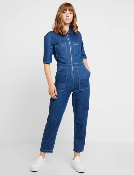 Combinaison pantalon: jean