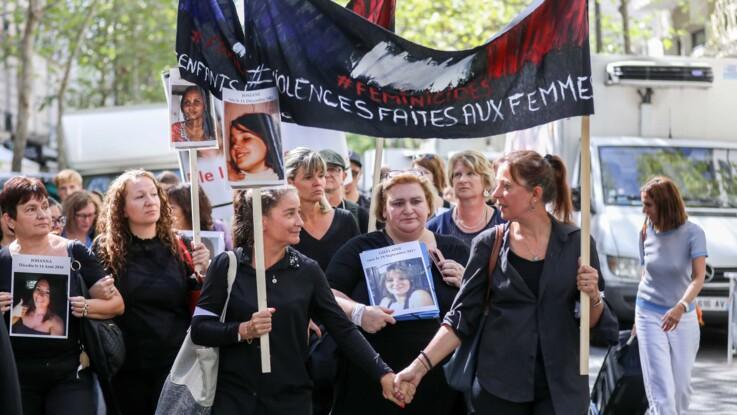 Féminicides: les proches des victimes créent leur association