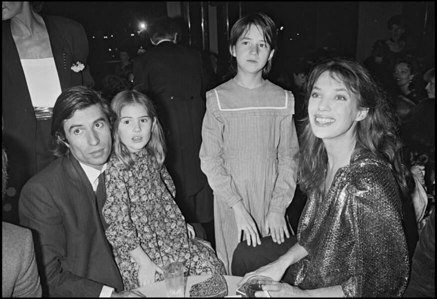 Après leur rupture, Jane Birkin tombe dans les bras du réalisateur Jacques Doillon