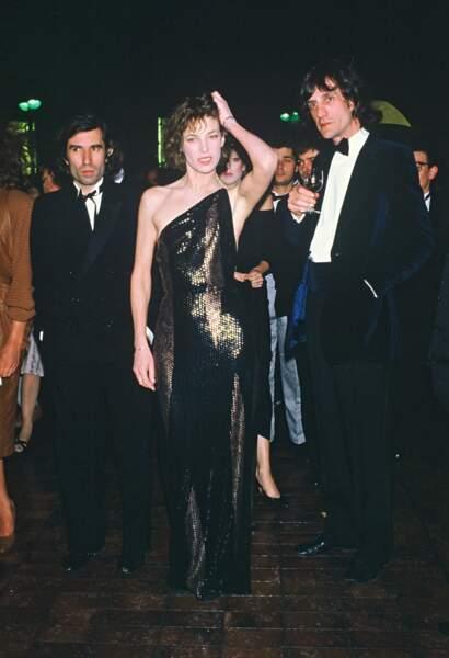 Jane Birkin et Jacques Doillon vivent ensemble de 1980 à 1991
