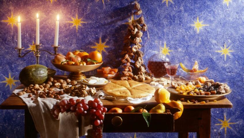 Pourquoi sert-on 13 desserts à Noël, et quels sont-ils ?