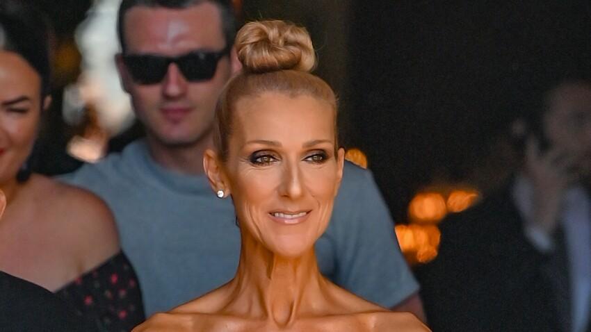 Céline Dion se métamorphose et adopte un carré blond platine