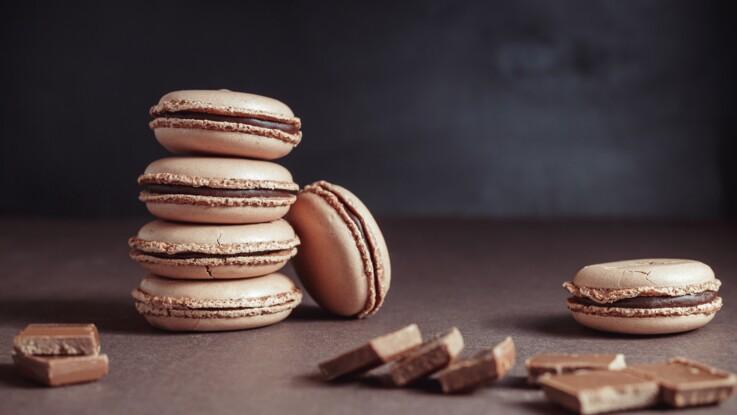 Macarons à Noël : la recette qui plaît à tous les coups