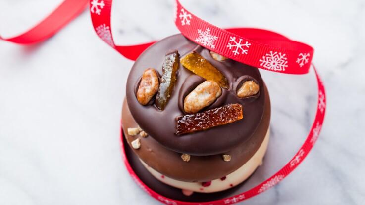 Image Ou Photo De Noel.Chocolat De Noel A Faire Ou A Acheter Nos Idees Pour
