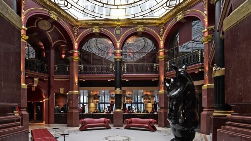 Le Banke, un hôtel musée au cœur du Paris historique