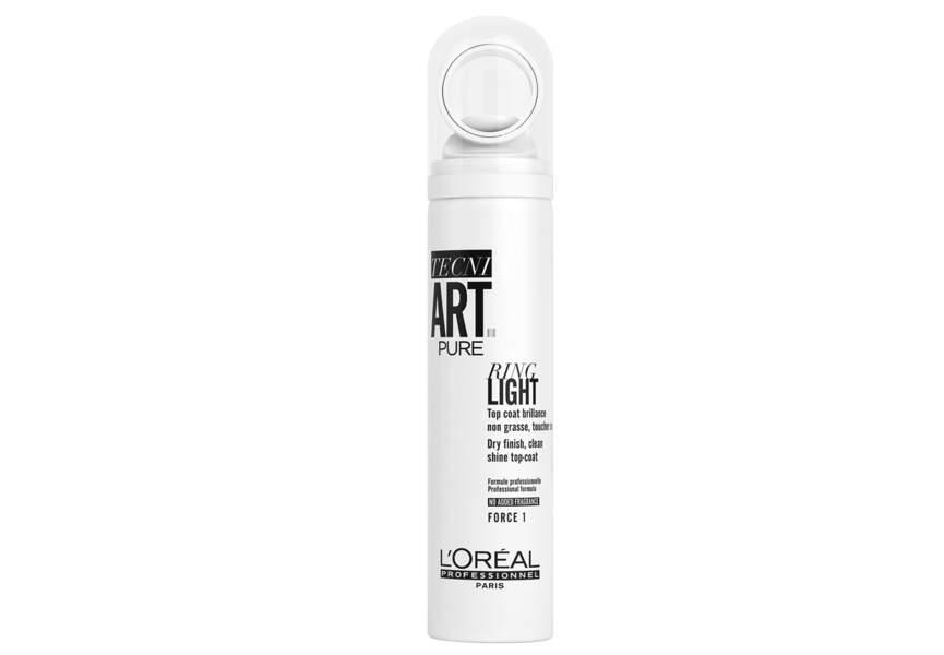 Le soin Ring Light Tecni.art L'Oréal Professionnel