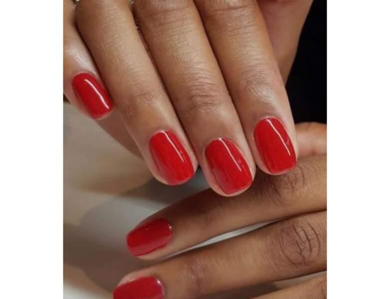 Le rouge classique / chic