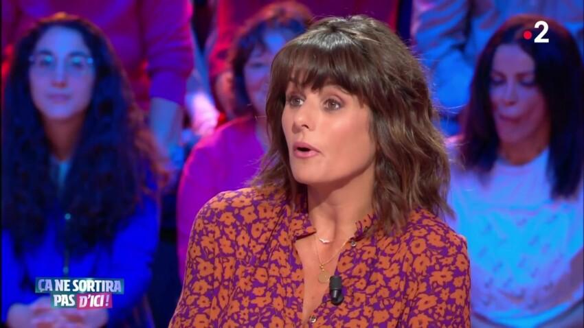 """Vidéo -  Faustine Bollaert : ce qu'elle fait dans le dos des invités de son émission """"Ça commence aujourd'hui"""""""