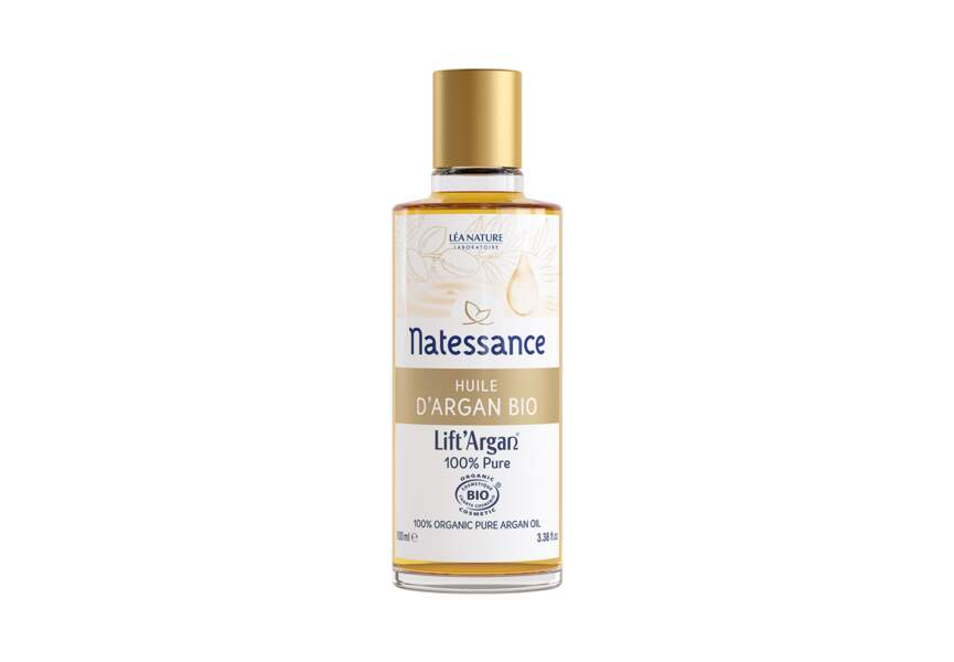 L'huile d'argan bio Natessance