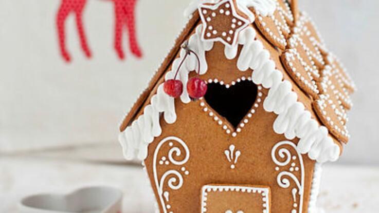 Hors-série Prima Créatif Noël 2019 : le tuto de la maison en pain d'épices
