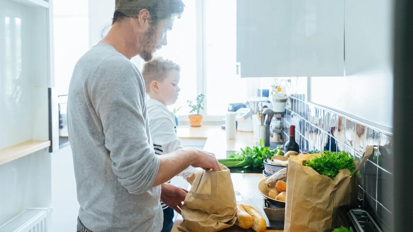 Un repas complet,  rapide et facile pour toute la famille !