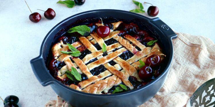 Cherry Pie américaine
