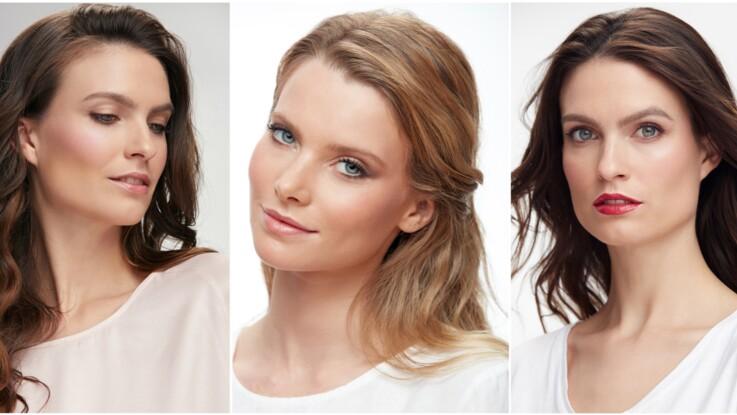 Tuto : 3 make-up faciles à réaliser