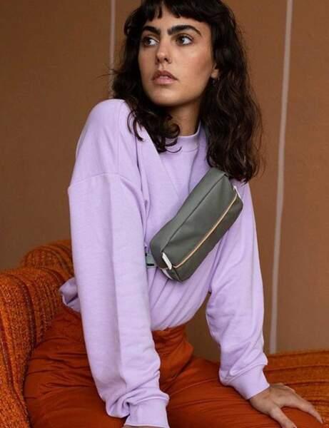 Tendance sweat-shirt : ultra-violet