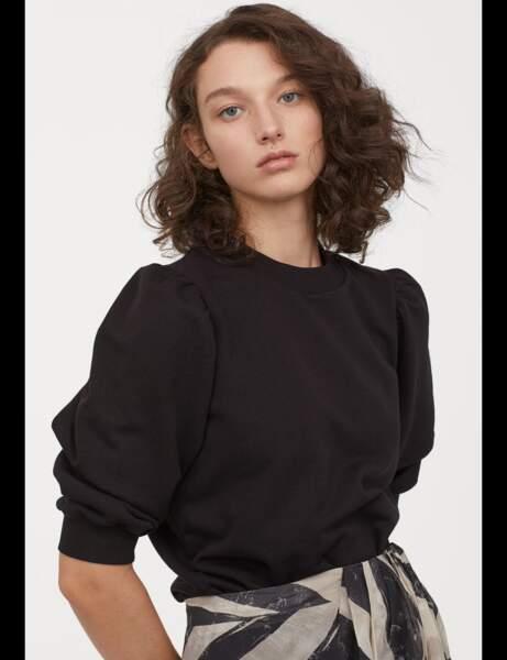 Tendance sweat-shirt : féminin