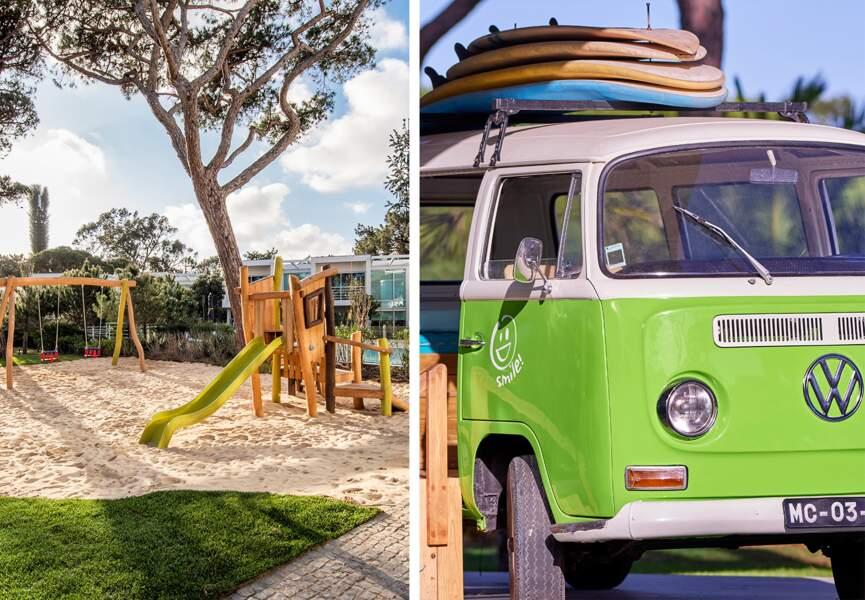 Martinhal Cascais Family Hotel : des espaces pensés pour les enfants