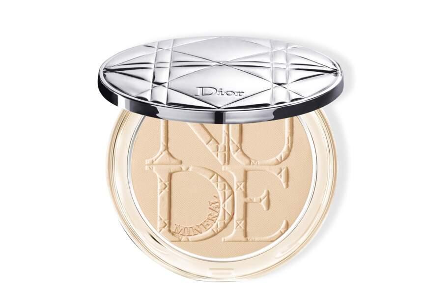 La poudre mineral nude matte Dior