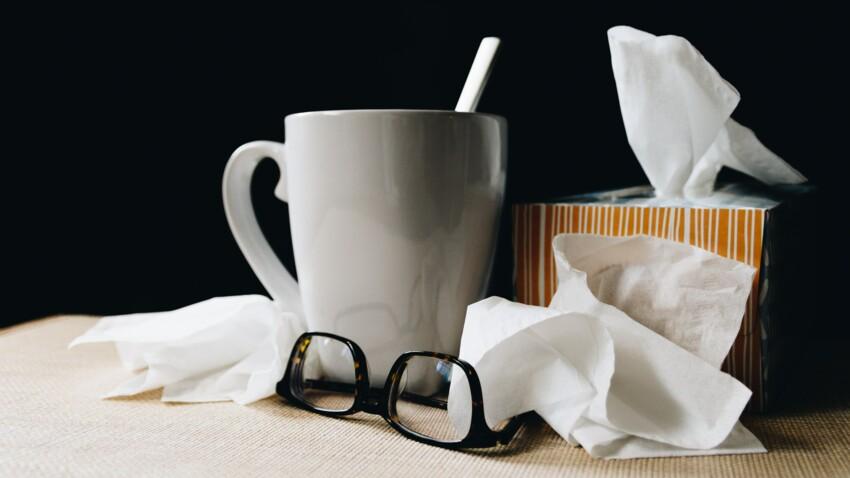 Grippe, rhume, gastro… 4 choses que vous ignorez sur les maladies de l'hiver