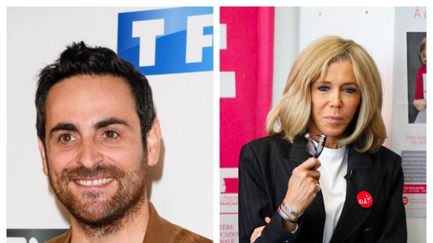 Camille Combal : pourquoi il redoute de se retrouver face à Brigitte Macron