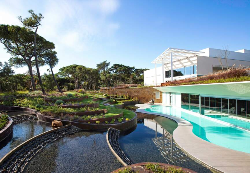 Martinhal Cascais Family Hotel : un hôtel en pleine nature