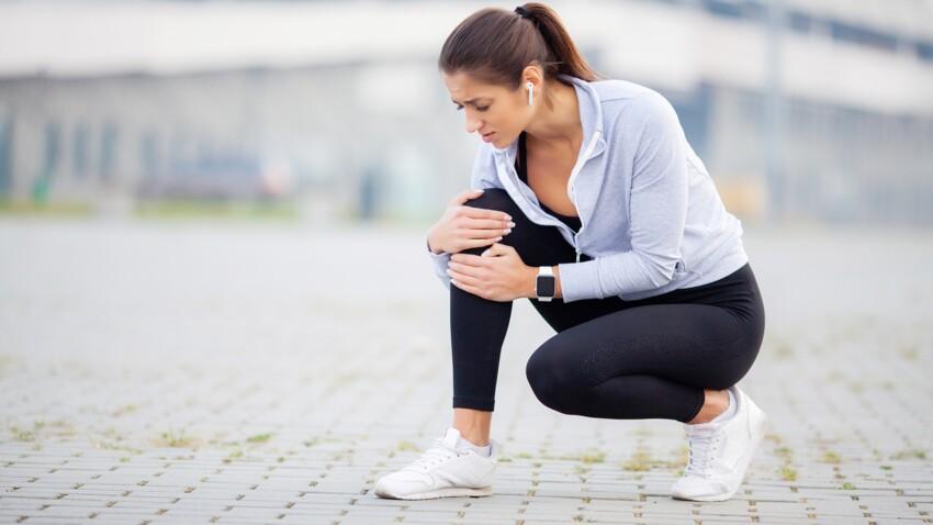 Douleur derrière le genou: 3 causes possibles