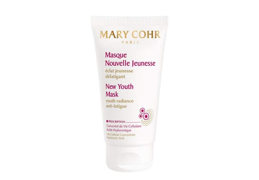 Le Masque Nouvelle Jeunesse Mary Cohr
