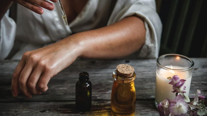 Grossesse : 5 huiles essentielles à utiliser pour une femme enceinte
