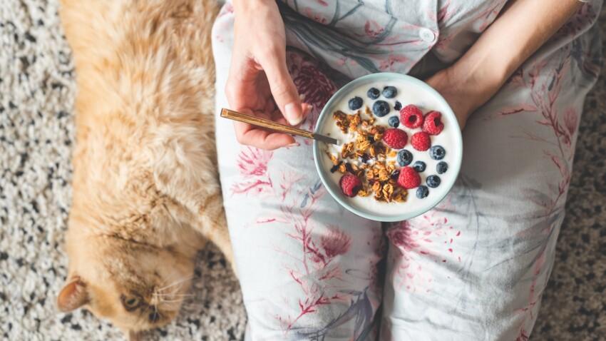 Fibres et yaourts contre le cancer du poumon ?