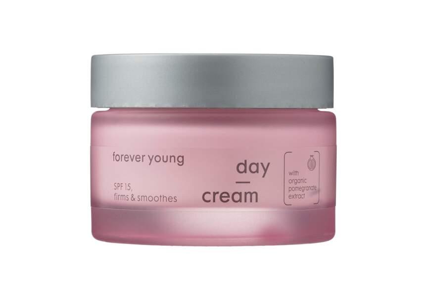 La crème de jour Forever Young Hema