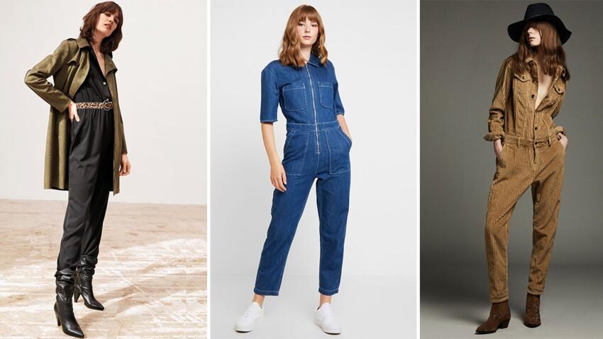 Combinaison pantalon : les 20 modèles les plus craquants de l'automne