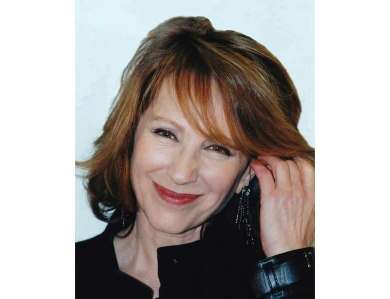 2003 : l'actrice a 55 ans
