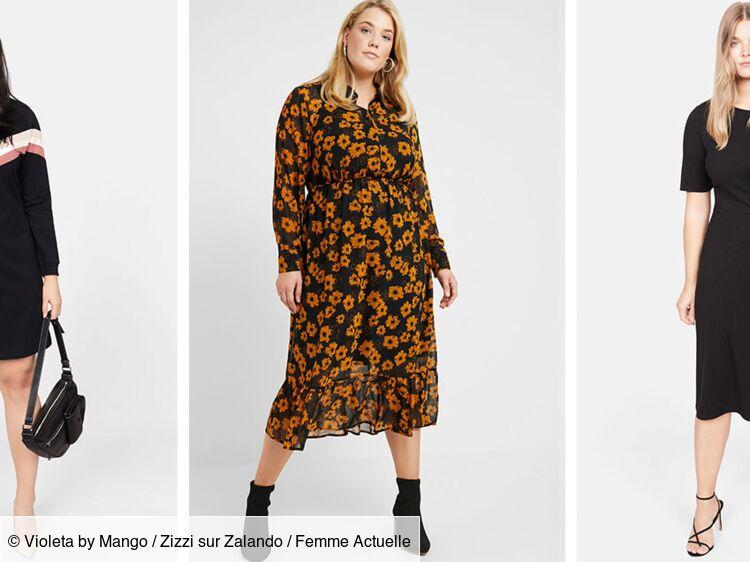 Femme Actuelle Mode Ronde Les 20 Modèles Pour Faire Le Belle Cet Automne