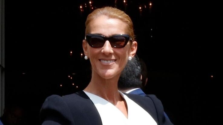 Céline Dion plus bling-bling que jamais : elle ose le jean à paillettes !