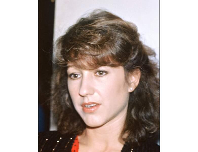 Toujours en 1983, Nathalie Baye a 35 ans