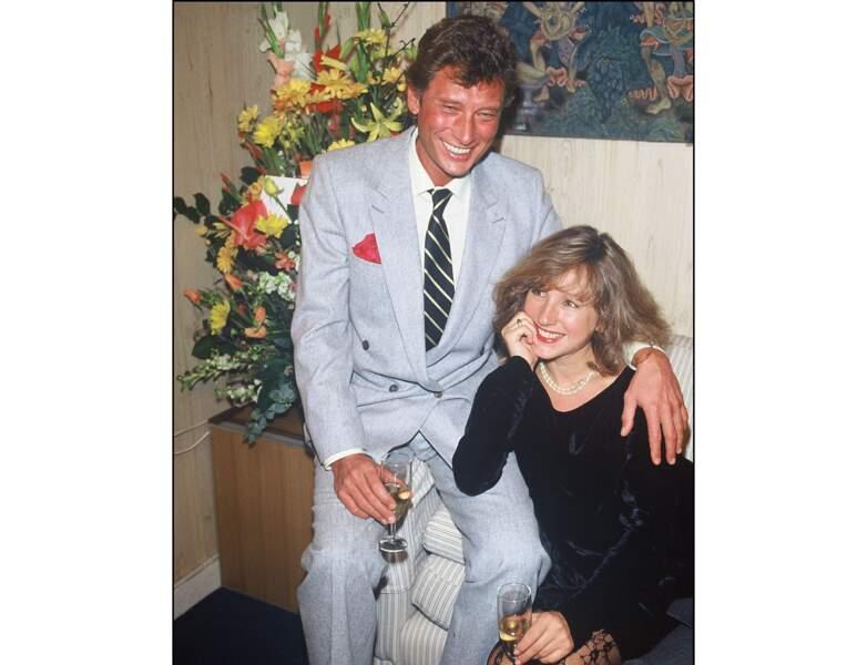 Le couple en 1983