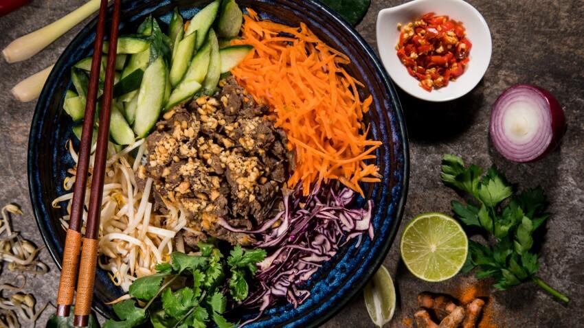 Bo Bun : ce plat en apparence équilibré peut-il être un allié minceur ?