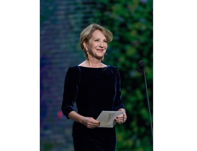 En 2017, elle assiste à la cérémonie des Césars