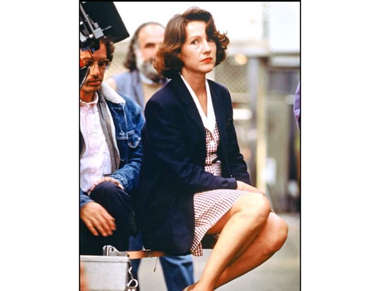 En 1989, elle tourne dans le film La Baule les Pins